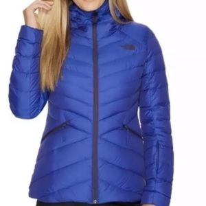 North face ski Moonlight 550 full down jacket S